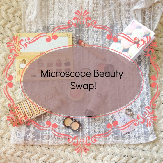 microscope beauty swap