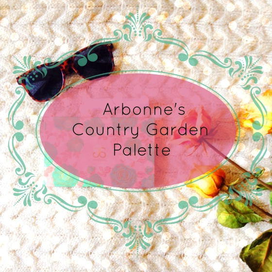 country garden palette